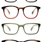 Warby Parker Winter Collection