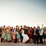 Wild Wedding: The Ceremony {Group Pictures}