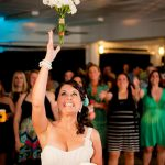 Wild Wedding: The Reception {Bouquet/Garter Tossing}