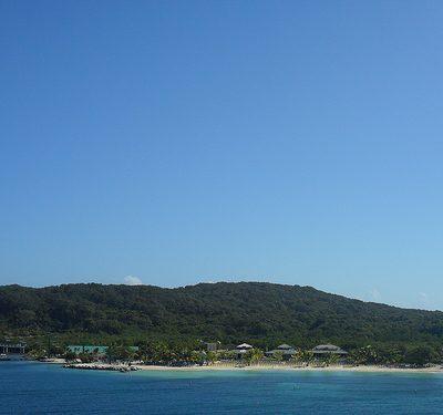 A Day in Roatan Honduras