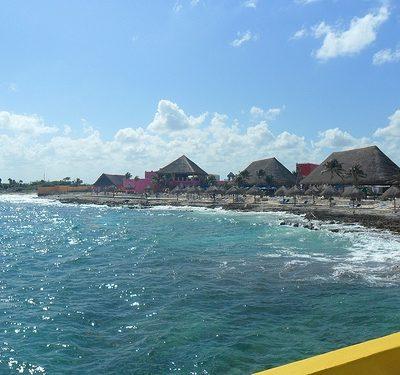 Cruising to Costa Maya