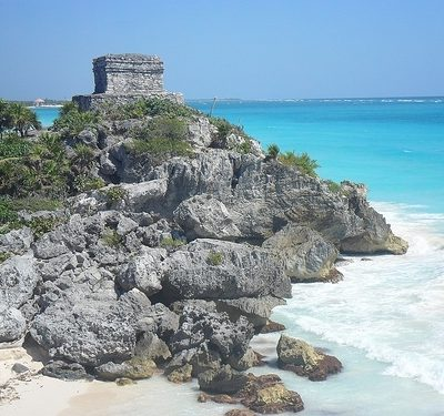A Day in Cozumel and Tulum Mexico