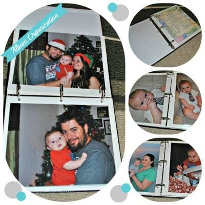Family Photo Organization: Albums {finding family}