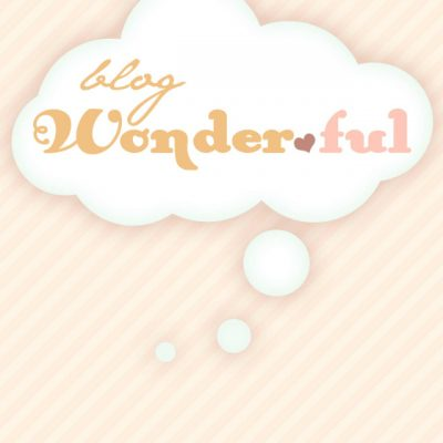 Blog Book Reviews: Blog Wonderful