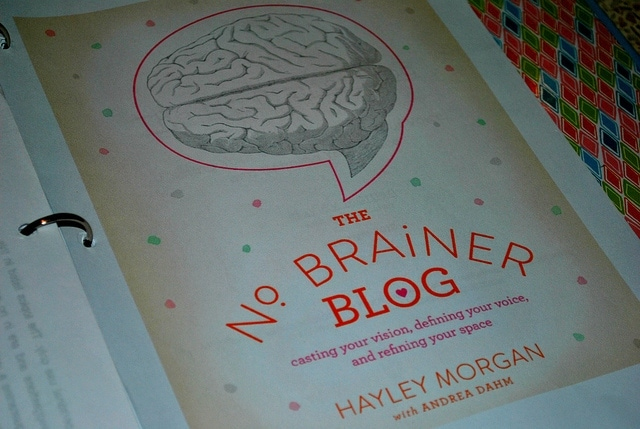 Blog Book Review: The No Brainer Blog