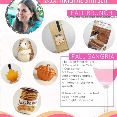 Fall Brunch Party