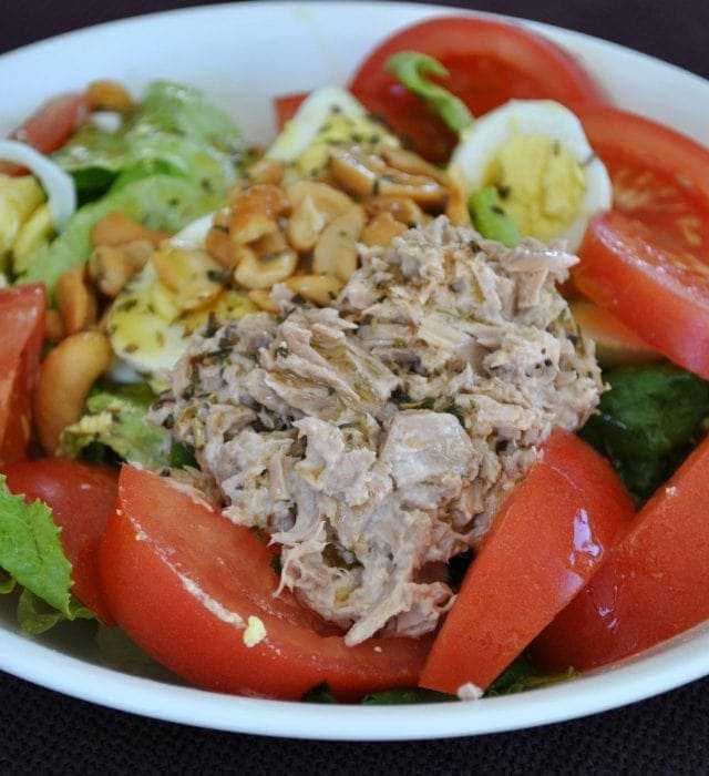 Whole 30 Tuna Salad