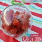Last Minute Christmas Gift: Candy Ornament