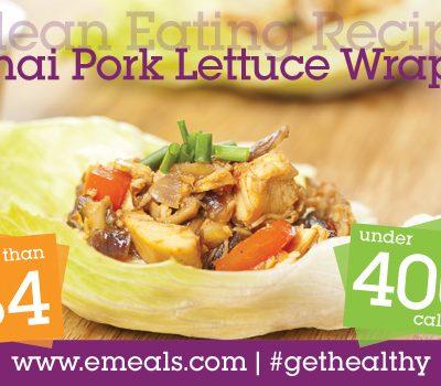 Thai Pork Lettuce Wraps Recipe