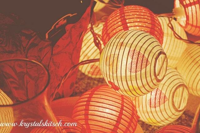 Valentine's Day Lantern Lights