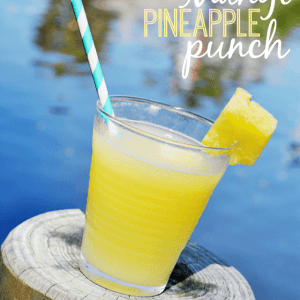 Mango Pineapple Punch Cocktail Recipe