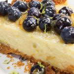 Florida Blueberry Key Lime Pie Recipe