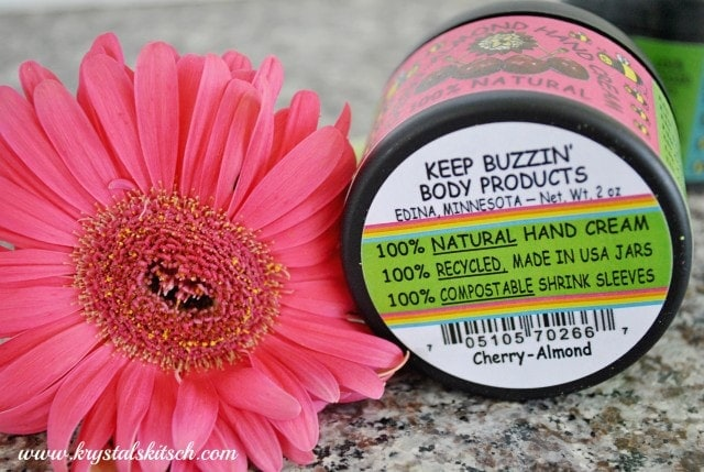 Cherry Almond Hand Cream