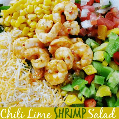 Spring Seafood Salad Recipes