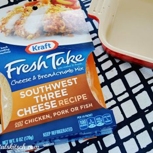 Kraft Fresh Take Cheese and Breadcrumb Mix #shop