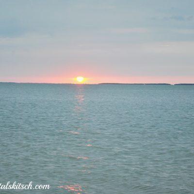 A Sanibel Island Sunset