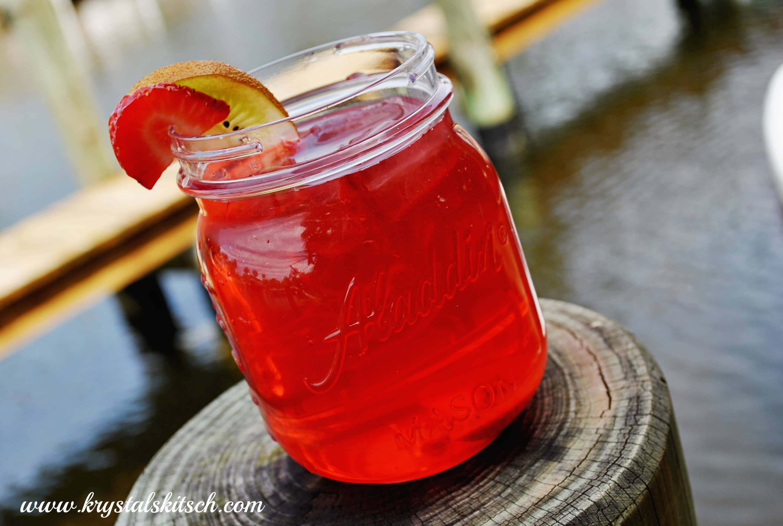 Strawberry Kiwi Daiquiri Recipe