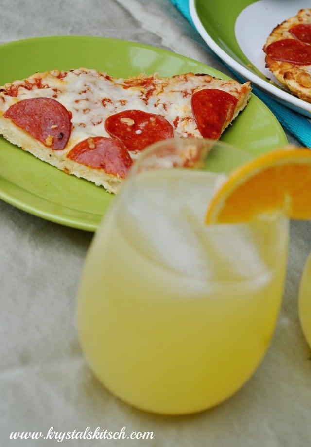 Tonys Pepperoni Pizza