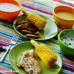Easy Chicken Dinner Recipe With Dipping Sauces #shop