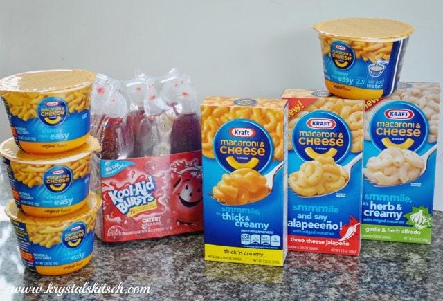 Kraft Dollar Dinner Ideas #shop
