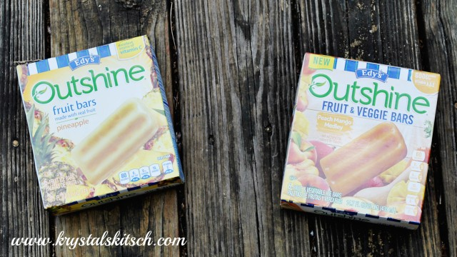 Outshine Fruit and Veggie Bars
