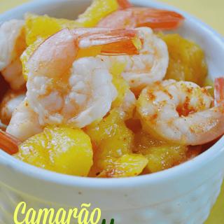 Brazilian Shrimp Mango Recipe