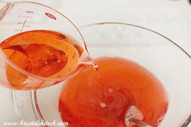Create a fun July 4th cocktail with this easy Fire Shot recipe!