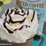 Peppermint Mocha Iced Coffee Recipe