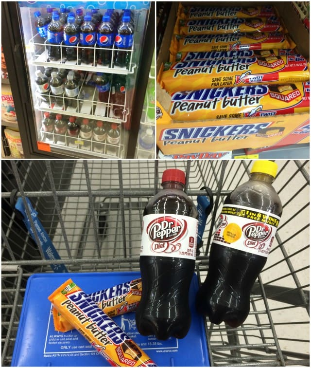 Snickers Dr Pepper #Refuel2Go