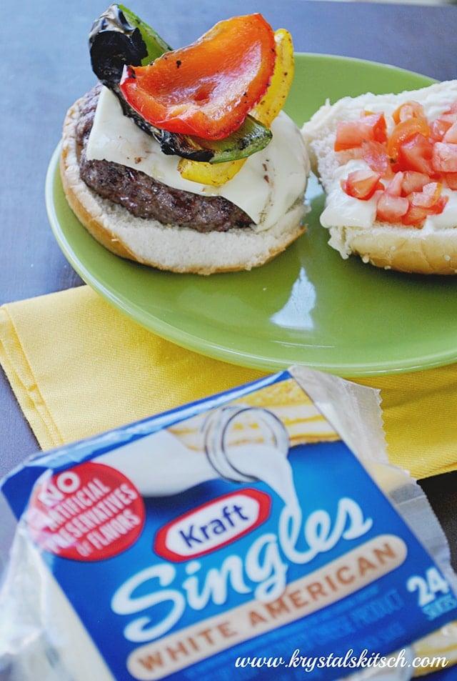 Cheeseburger Recipe With Kraft #shop