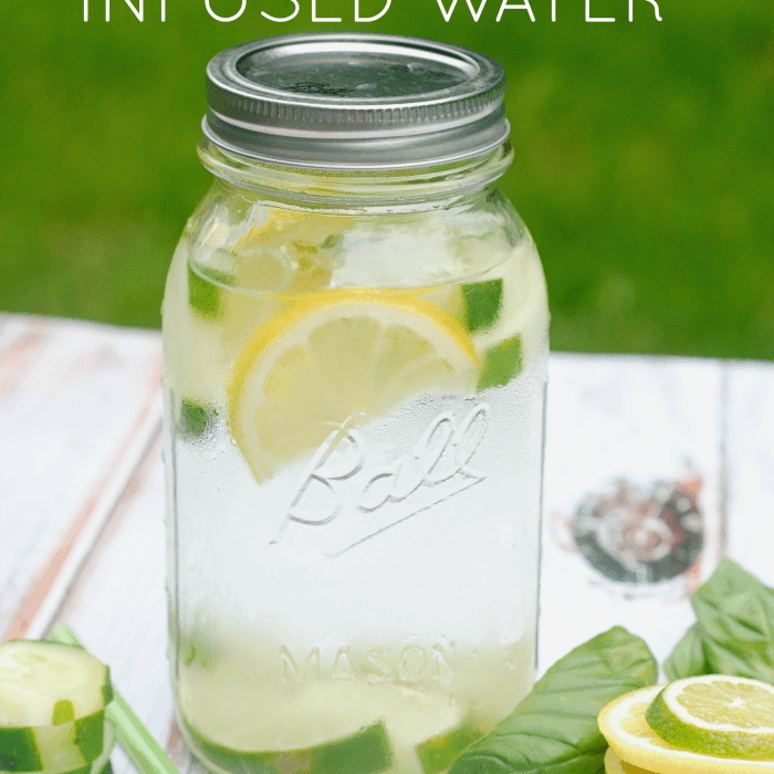 Cool Off With an Infused Water Recipe