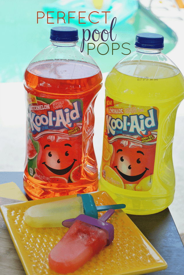 Kool-Aid Perfect Pool Pops