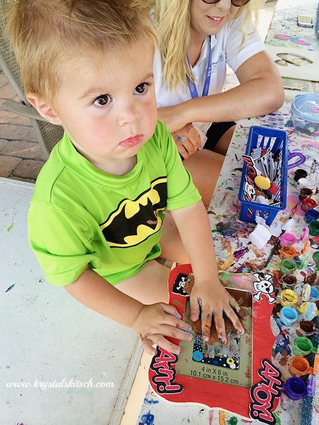 Lake Buena Vista Spa and Resort Arts and Crafts