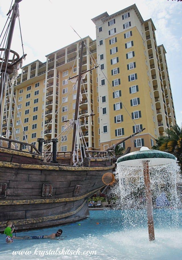 Lake Buena Vista Spa and Resort Orlando