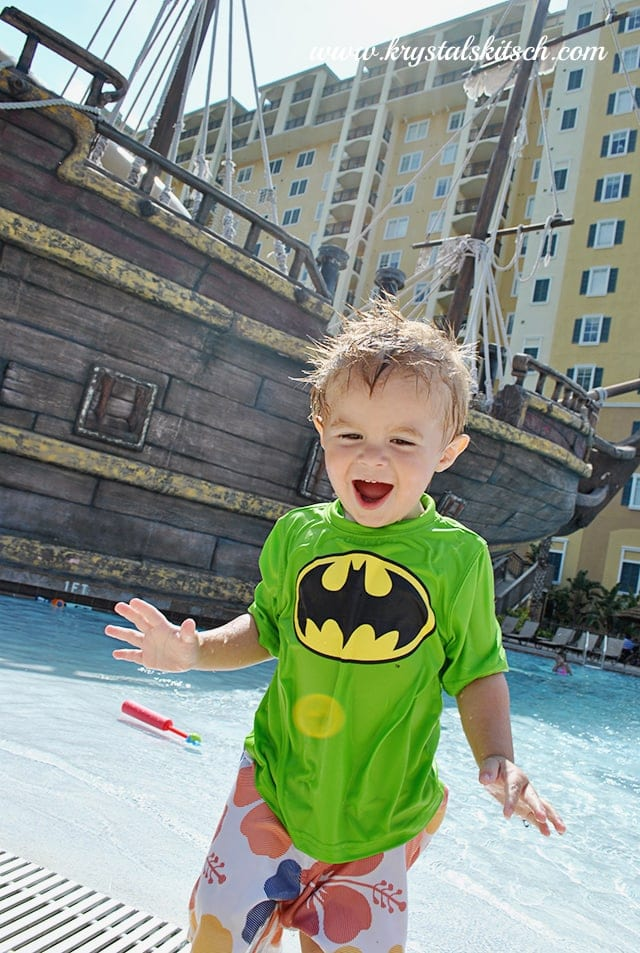 Lake Buena Vista Spa and Resort Pools