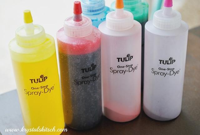 toddler tie dye socks diy