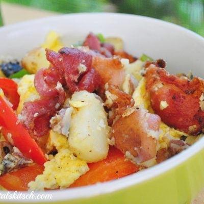 Bacon Breakfast Potatoes Recipe