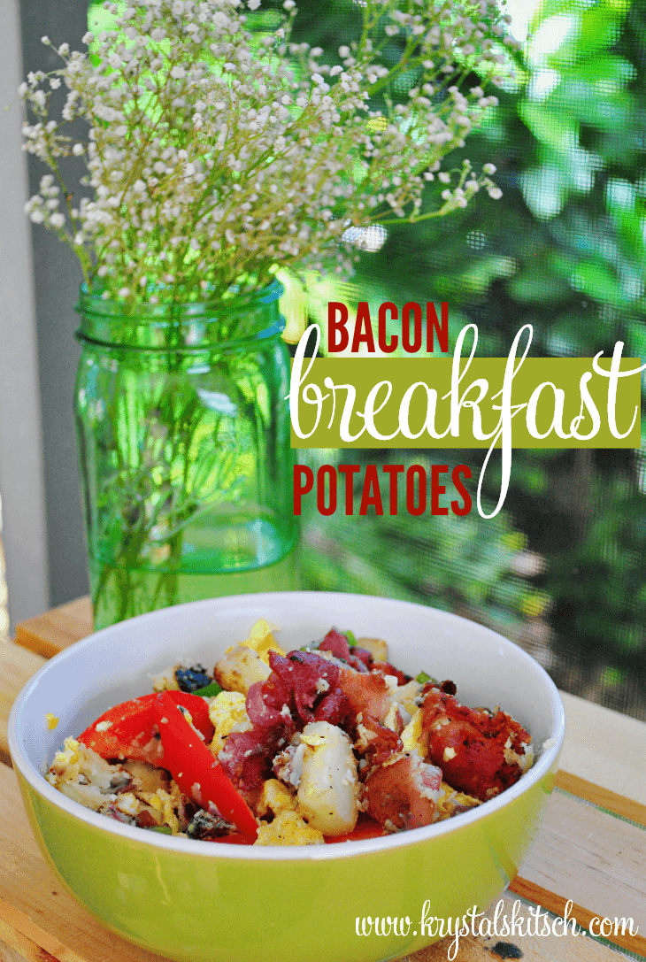 Bacon Breakfast Potatoes