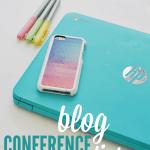 Blog Conference Tips