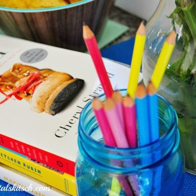 Back to School Book Club Party