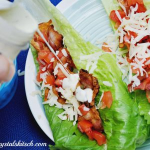 Low Carb BLT Recipe