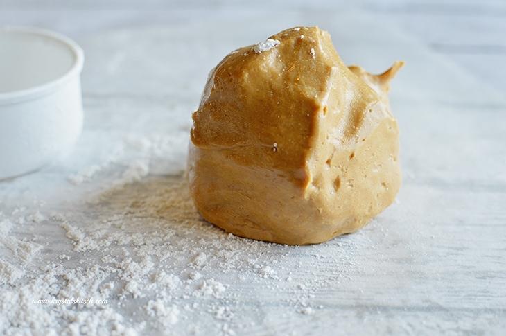Peanut Butter Play Dough Recipe