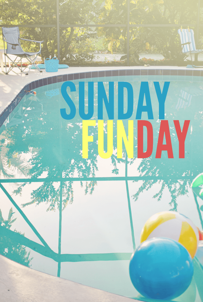 Sunday Funday Party Ideas