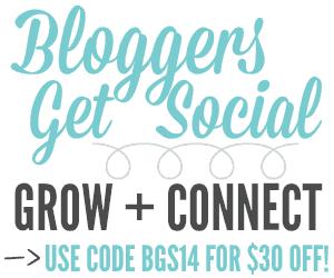 Bloggers Get Social Button