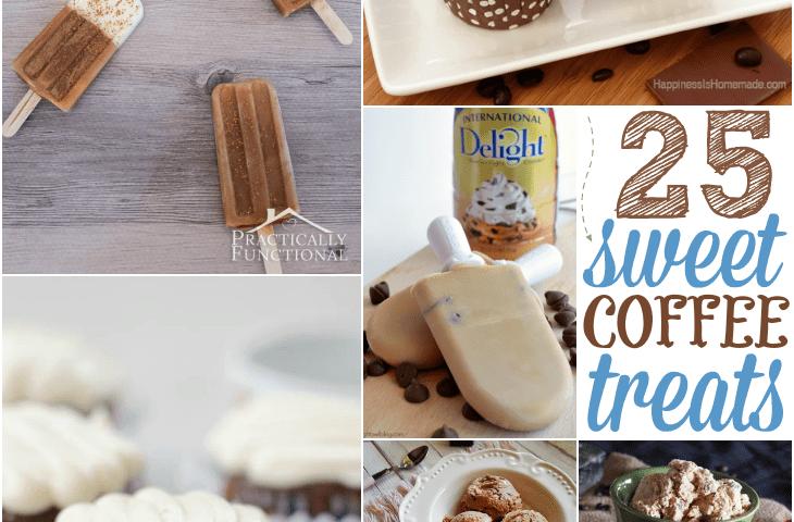 25 Sweet Coffee Treats: Coffee Desserts for National Coffee Day