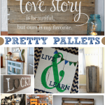 Pretty Pallets: Upcycled DIY Pallet Crafts