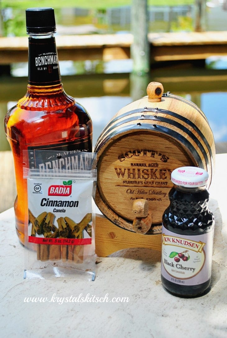 Gift Ideas Whiskey Barrel