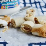 After School Snack Ideas: Peanut Butter Roll Ups