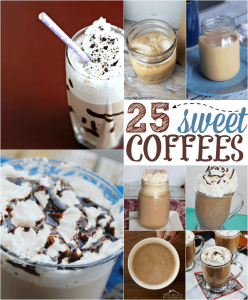Sweet Coffee Recipes