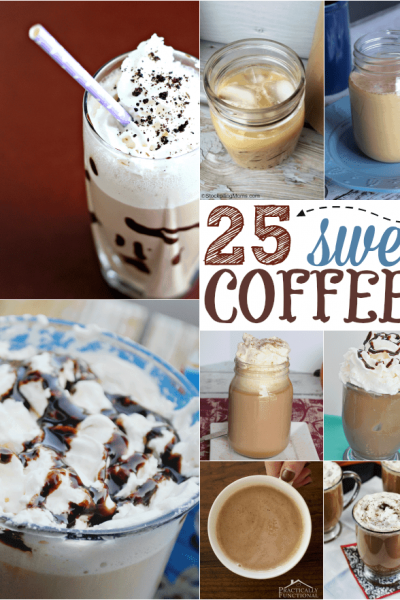 25 Sweet Coffee Drinks